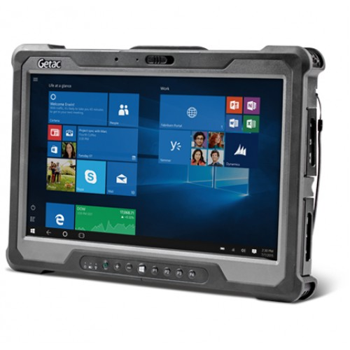 Getac A140 Rugged Outdoor Tablet 14 Display Windows 10 Water Resistant