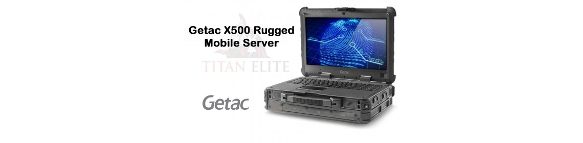 Getac X500 Rugged Mobile Server
