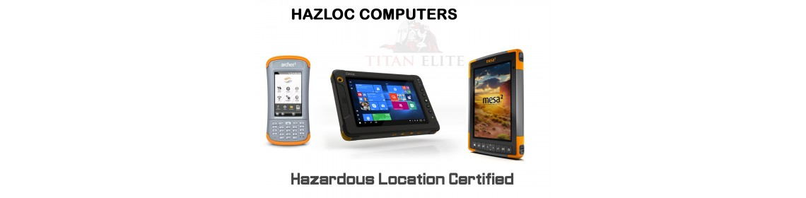 HAZLOC Rated Computers