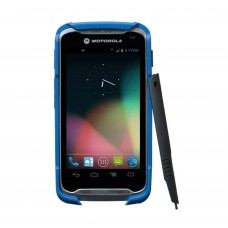 Motorola Zebra TC55 Protective Boot Case, Blue & Black