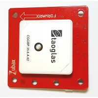 Zubax GNSS 2 Receiver, GPS + GLONASS with Ublox MAX M8 (M8Q) Engine