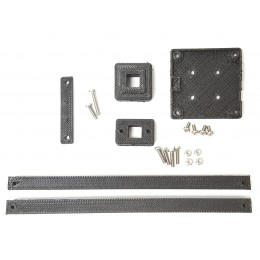 Zubax GNSS 2 Housing and Elevation Mast Kit, 18 centimeter version
