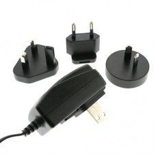 Juniper Allegro 2 International AC Wall Charger + Adapters