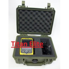 BAP FLINT Waterproof Rugged Pelican Carry Case GPS