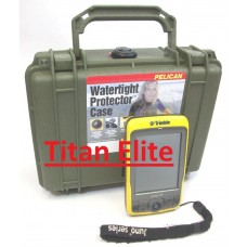 Trimble Juno 5 Series Waterproof Rugged Pelican Carry Case