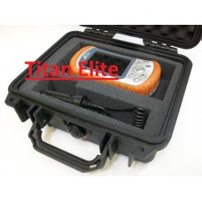 HandHeld Nautiz X3 Waterproof Rugged Pelican Carry Case