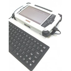 Algiz 7 Tablet Flexible USB Keyboard, Water-Resistant