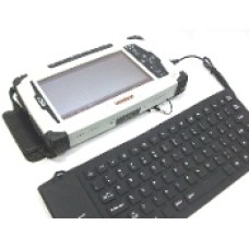 Algiz 10X Tablet Flexible USB Keyboard, Water-Resistant