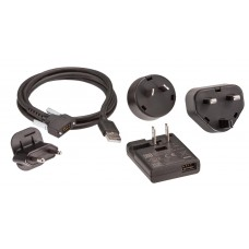 Trimble Juno 5 International AC Wall Charging Kit + Adapters