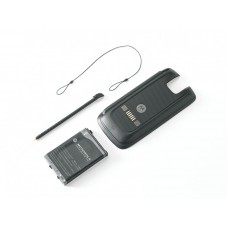 Motorola ES400 2X Extended Battery Pack, Door & Stylus Kit
