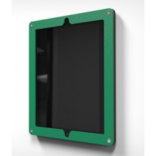 HECKLER DESIGN, HIGHSIGN, MOUNTING FRAME FOR IPAD 2,3,4, EMERALD