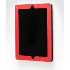 HECKLER DESIGN, HIGHSIGN MOUNTING FRAME - IPAD 2,3,4, BRIGHT RED