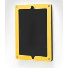 HECKLER DESIGN, HIGHSIGN, YELLOW, MOUNTING FRAME FOR IPAD MINI