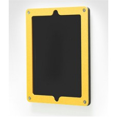 HECKLER DESIGN, HIGHSIGN MOUNTING FRAME FOR IPAD 2,3,4, YELLOW