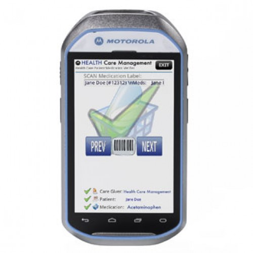 Motorola Mc40 Healthcare Rugged Mobile