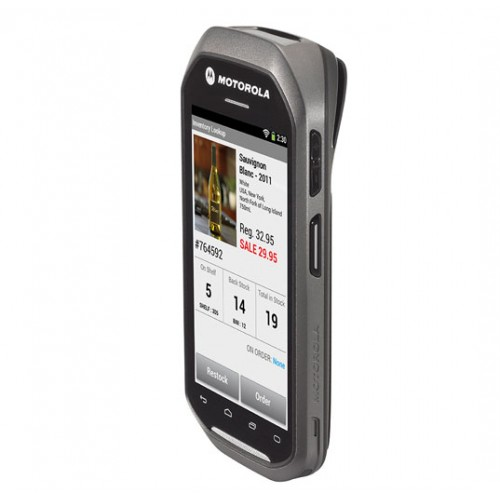 Motorola Mc40 Rugged Mobile Android Pda With 2d Barcode Scanner
